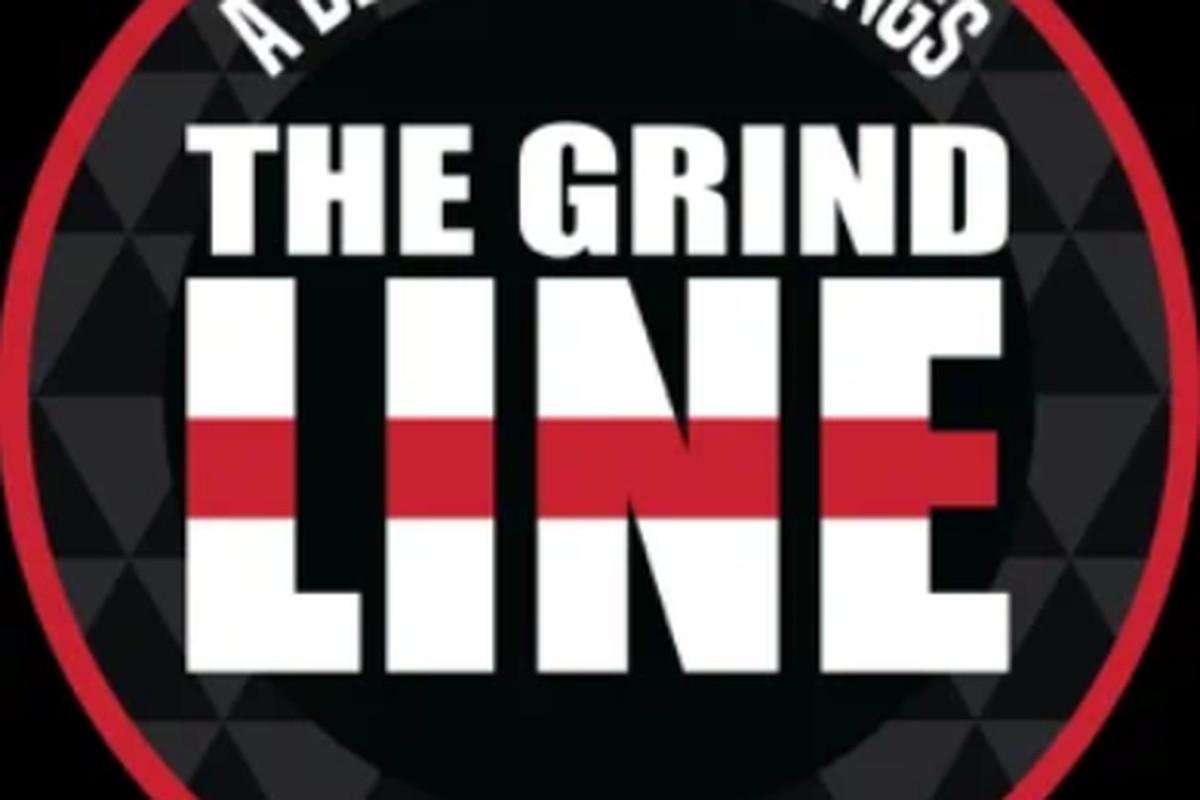 The Grind Line Podcast Logo