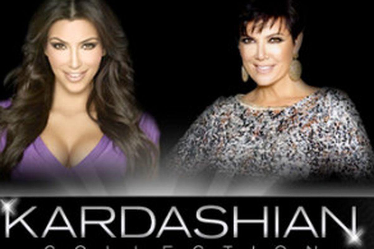 "Kim and Kris for Skechers via <a href=""http://kimkardashian.celebuzz.com/2010/11/22/kim-kardashian-kris-jenner-skechers-shapeups-collection/"">Kim Kardashian</a>"