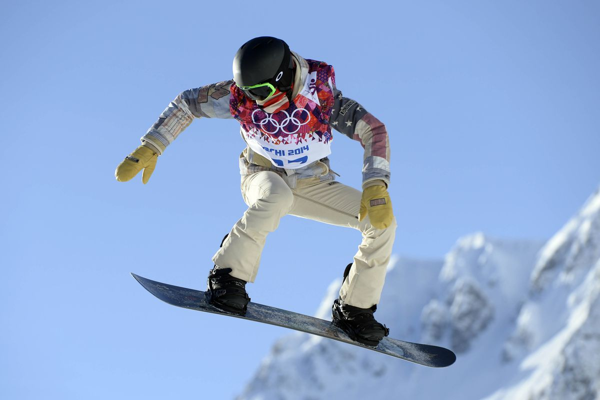 Image result for olympic snowboarding