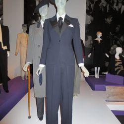 Marlene Dietrich Suits