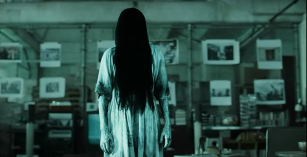 The girl from 'The Ring'