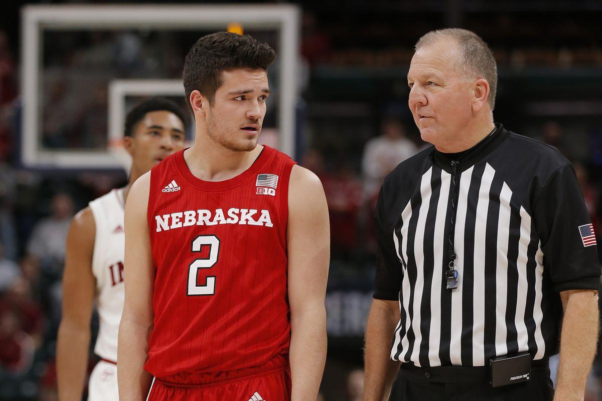 COLLEGE BASKETBALL: MAR 11 Big Ten Tournament - Nebraska vs Indiana