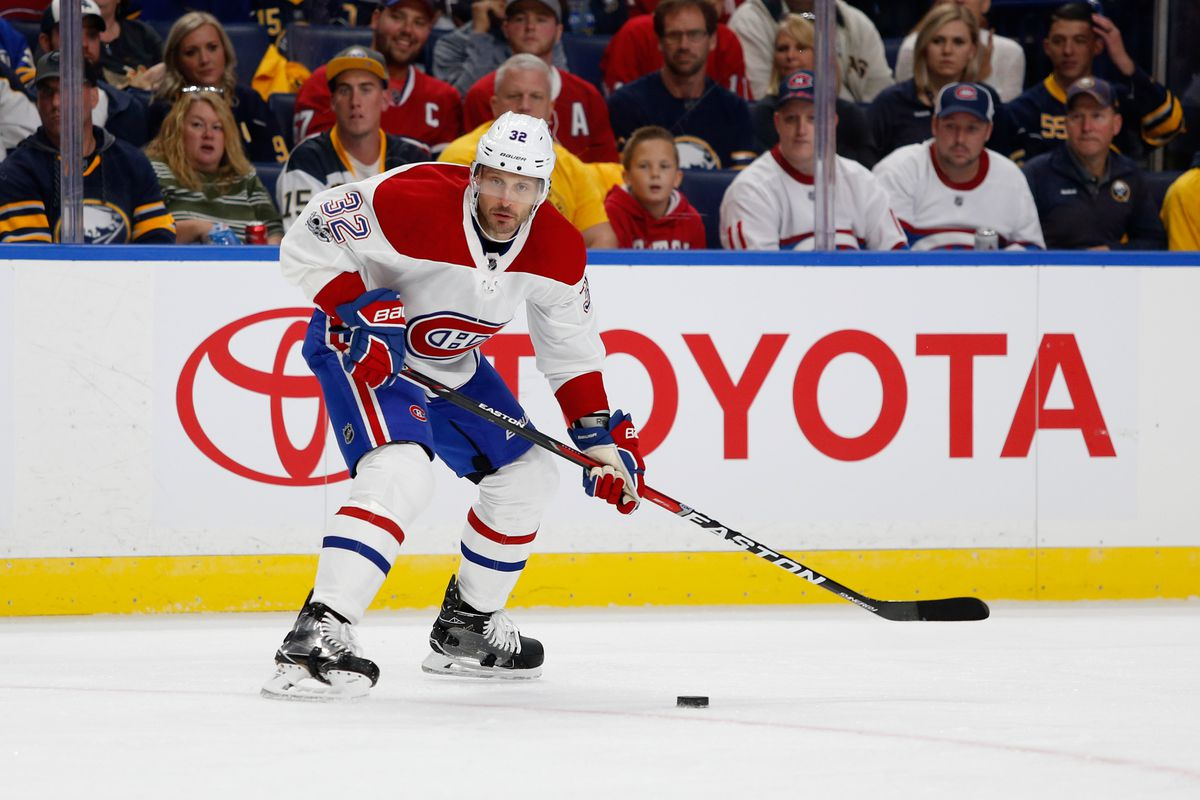 Canadiens trying to trade defenceman Mark Streit