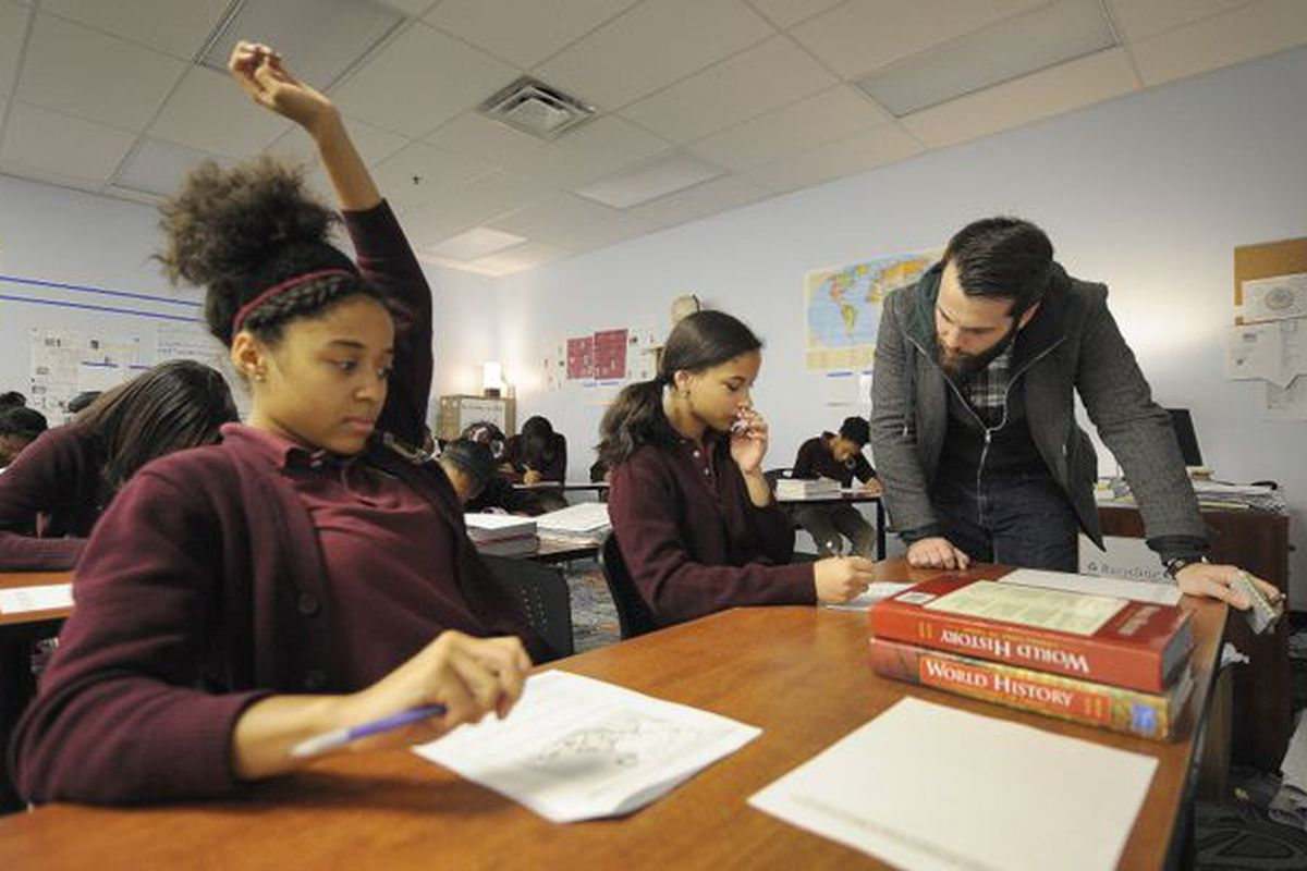 Tindley Accelerated Schools plans to take over a vacant Indianapolis Public Schools building in the fall.