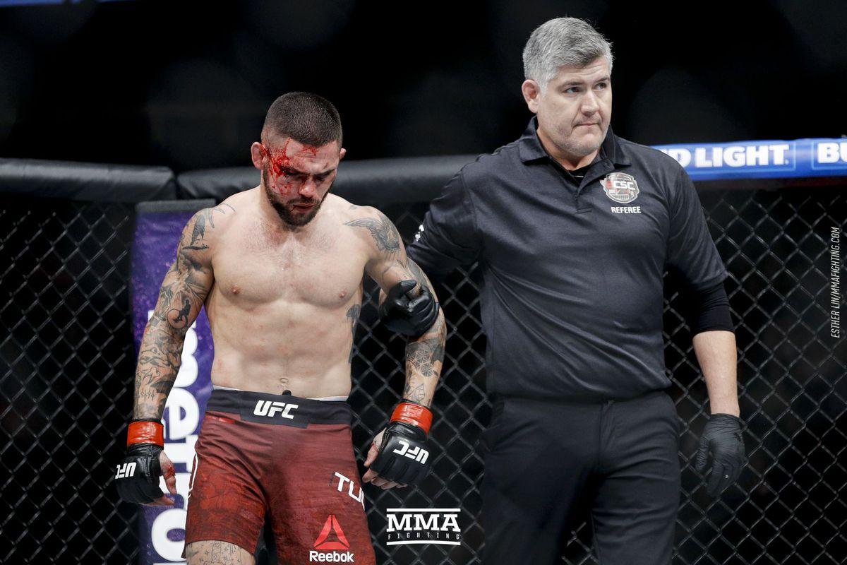 UFC 215