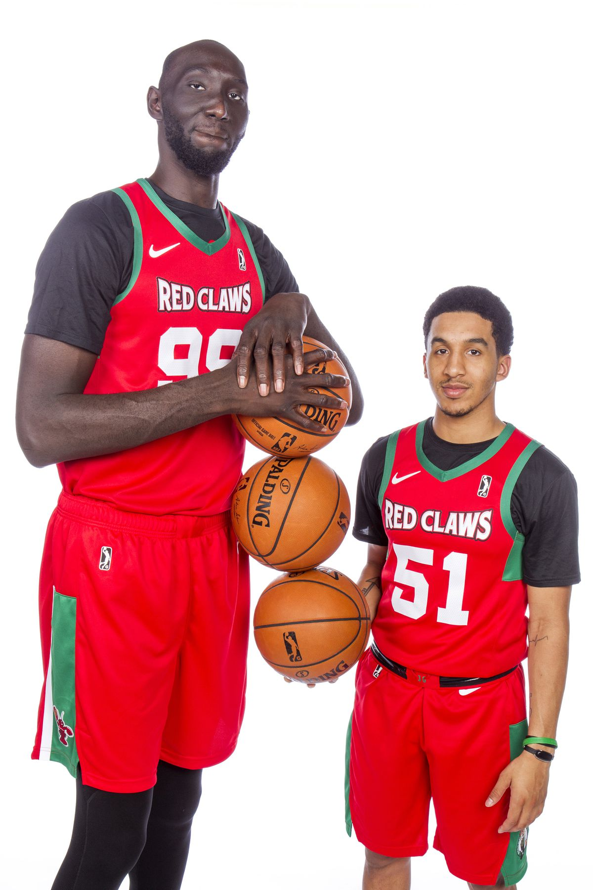 2019-20 Maine Red Claws Media Day
