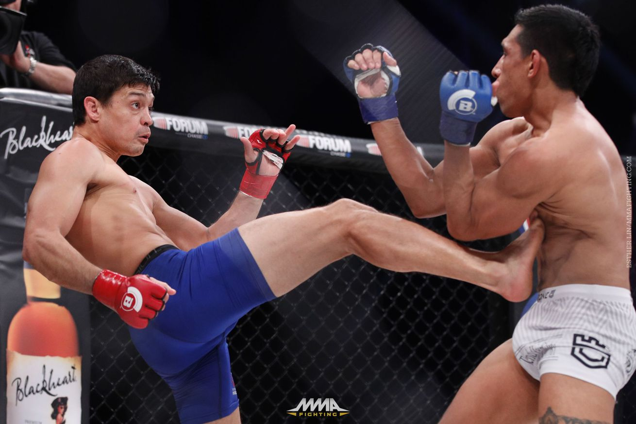 community news, Chinzo Machida fights to promote Machida Karate, but don't sleep on him as a title contender