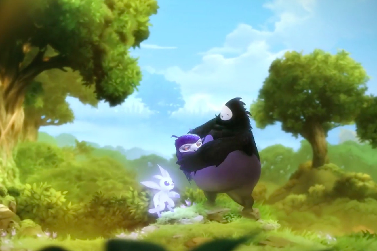 watch the new trailer for ori and the will of the wisps coming in 2019