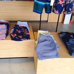 """Shorts (<a href=""""http://www.bonobos.com/b/new-clothing-for-men""""target=""""_blank"""">$68-$85</a>) come in all kinds of summer-ready prints."""