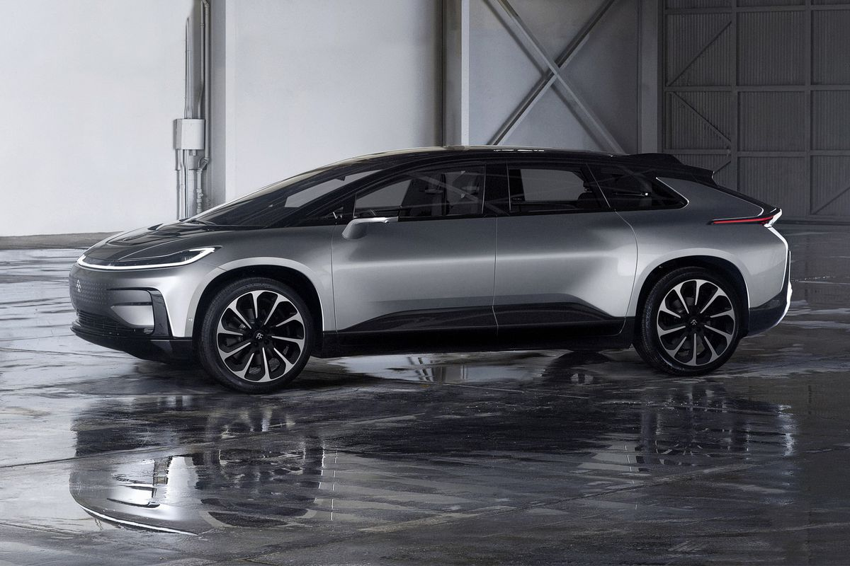 Faraday Future Says Its Main Investor Is Deliberately Starving It Into Bankruptcy New
