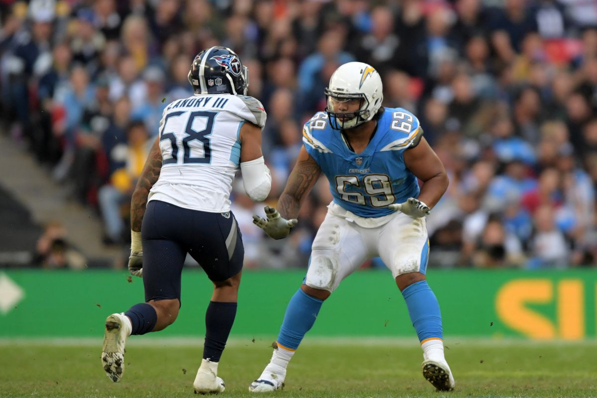 NFL: International Series-Tennessee Titans at Los Angeles Chargers