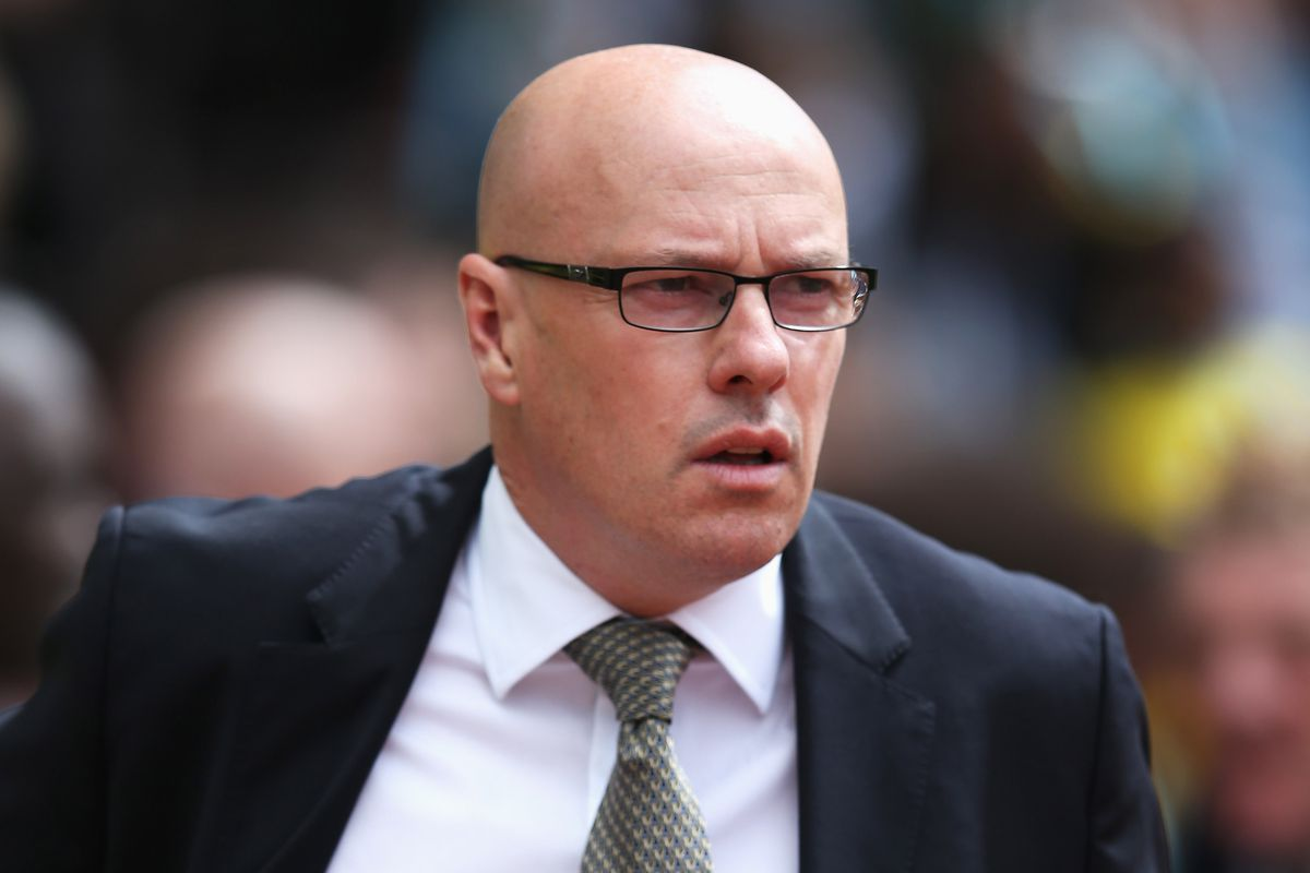 Leeds United manager Brian McDermott: could get us promoted on the basis that he isn't Warnock.