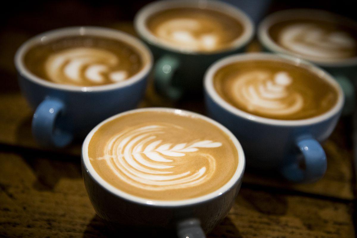 Arla Organic's Coffee Week Latte Art Throwdown