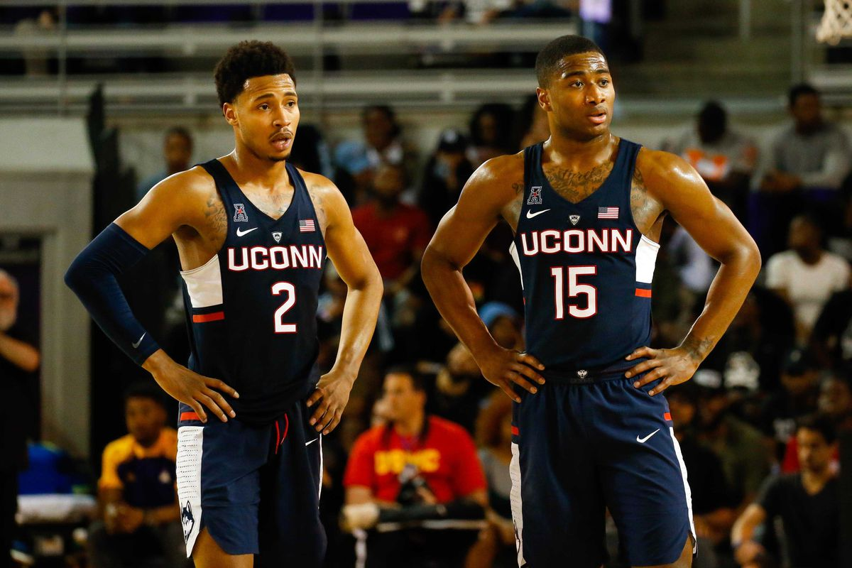 Final: UConn Men's Basketball Disappoints at East Carolina ...