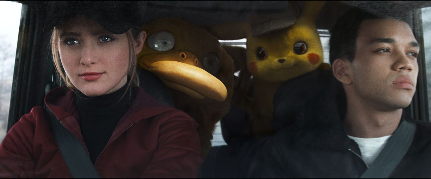 Detective Pikachu Review An Absurdly Silly Wonderful Ride The Verge