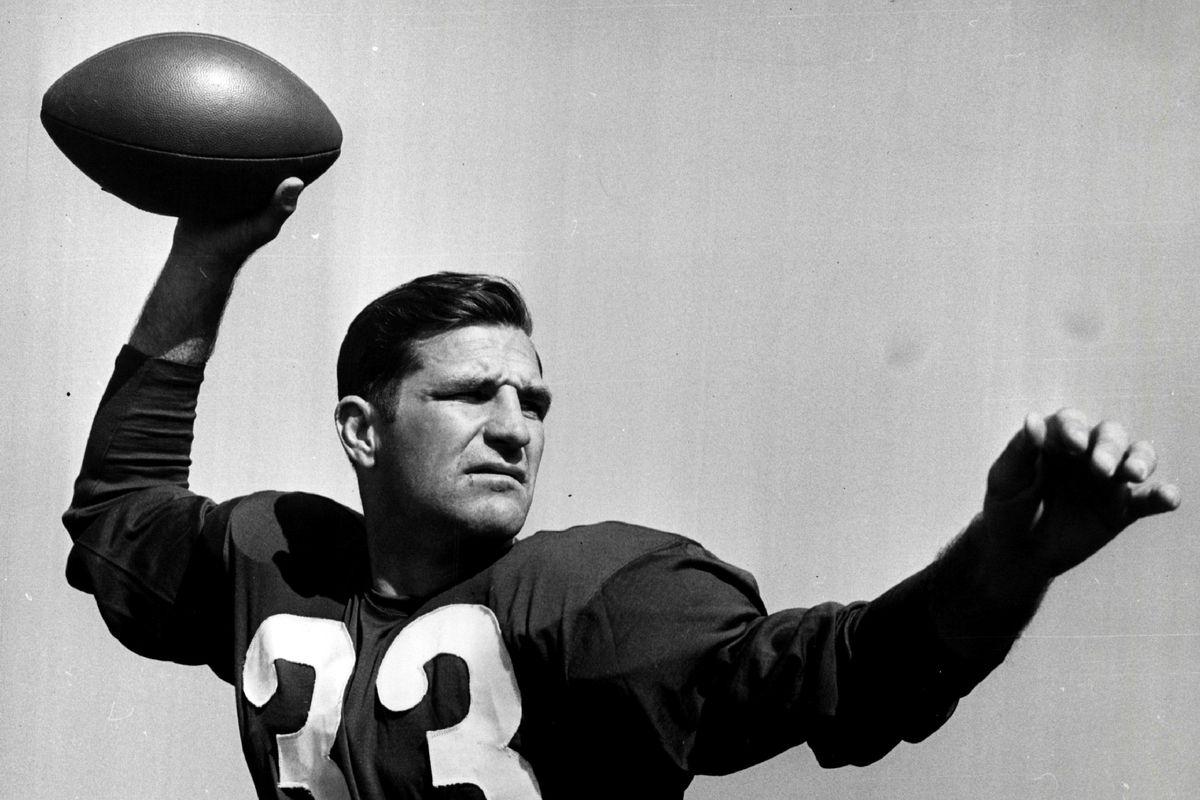 Sammy Baugh - Washington Redskins