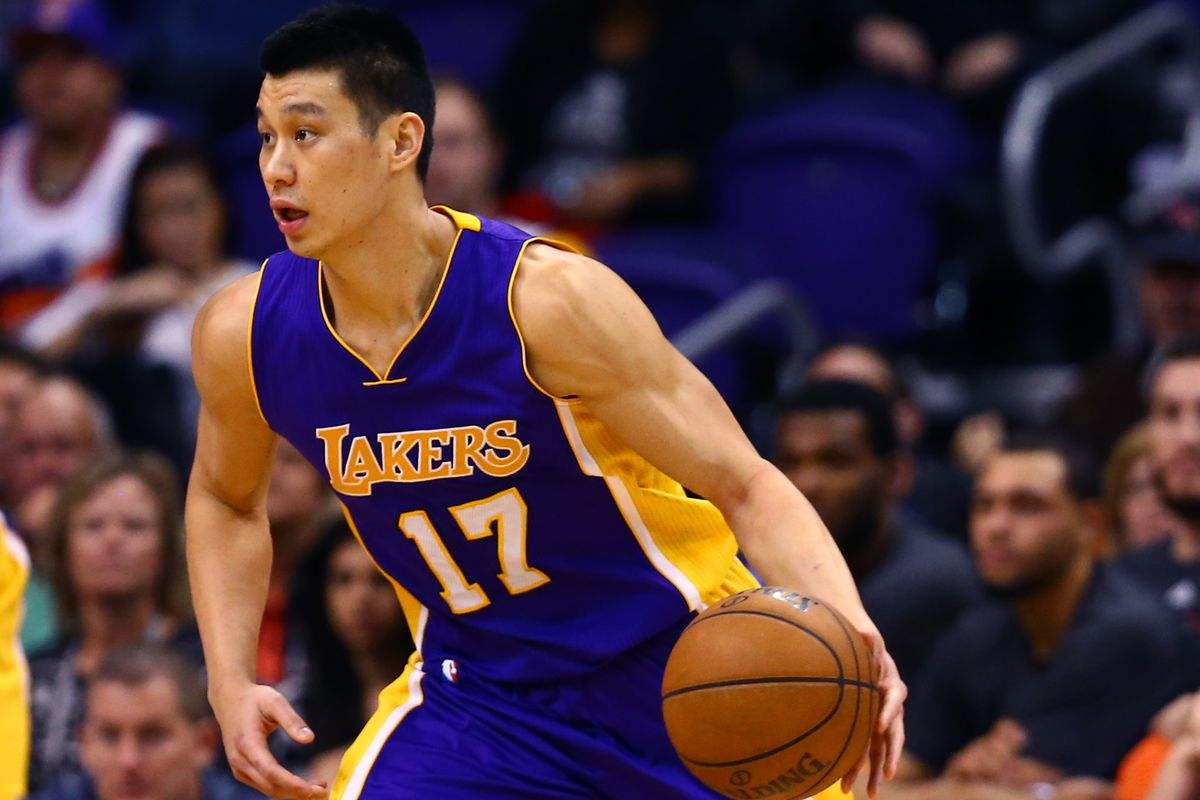 dfab5d48f What Jeremy Lin proved with the Lakers - Silver Screen and Roll