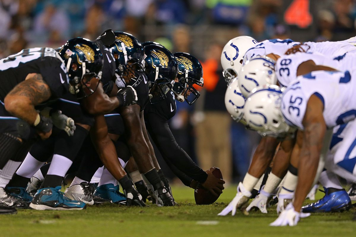 ca5a6a6be 2013 NFL Season  Indianapolis Colts (2-1) at Jacksonville Jaguars (0-3)-  Open Thread