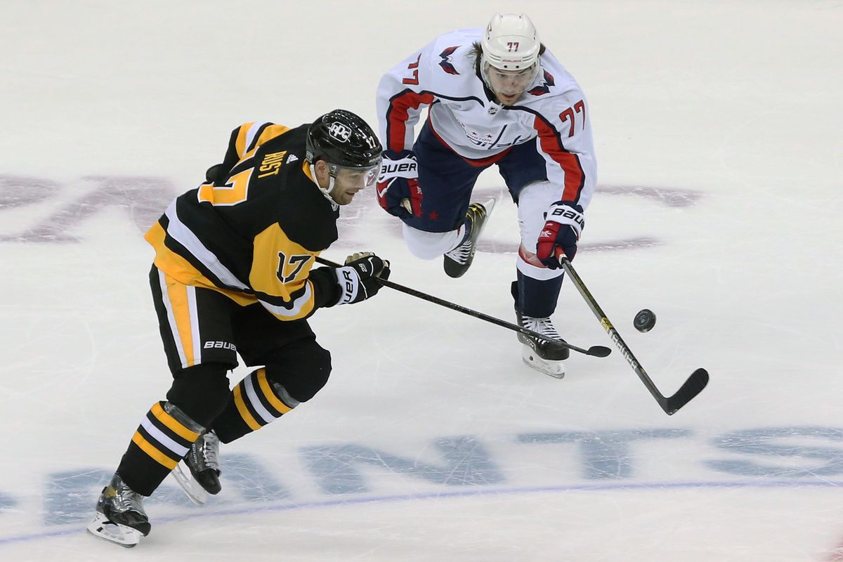 NHL: Washington Capitals at Pittsburgh Penguins