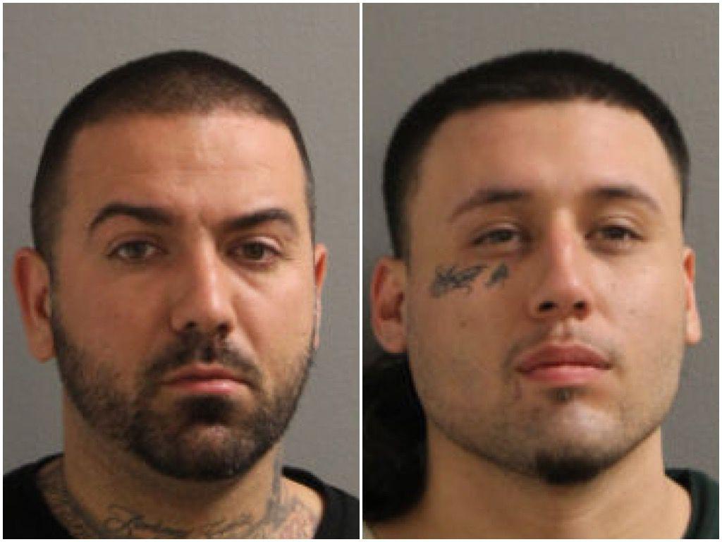 (L-R) Jon Twist; Angel Camacho | Chicago police
