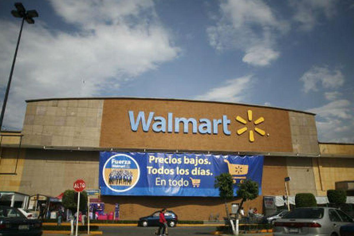 Walmart de Mexico, via News Daily
