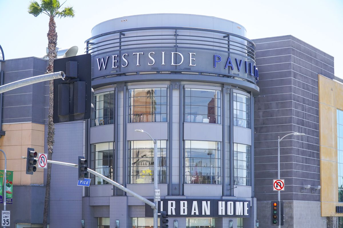 Westside pavilion will become mostly office space curbed la for Westside homes
