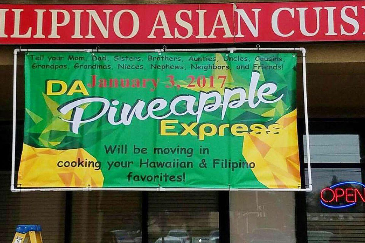 Da Pineapple Express