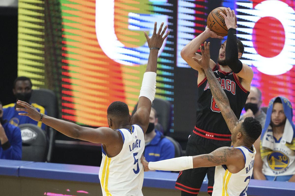 NBA: Chicago Bulls at Golden State Warriors