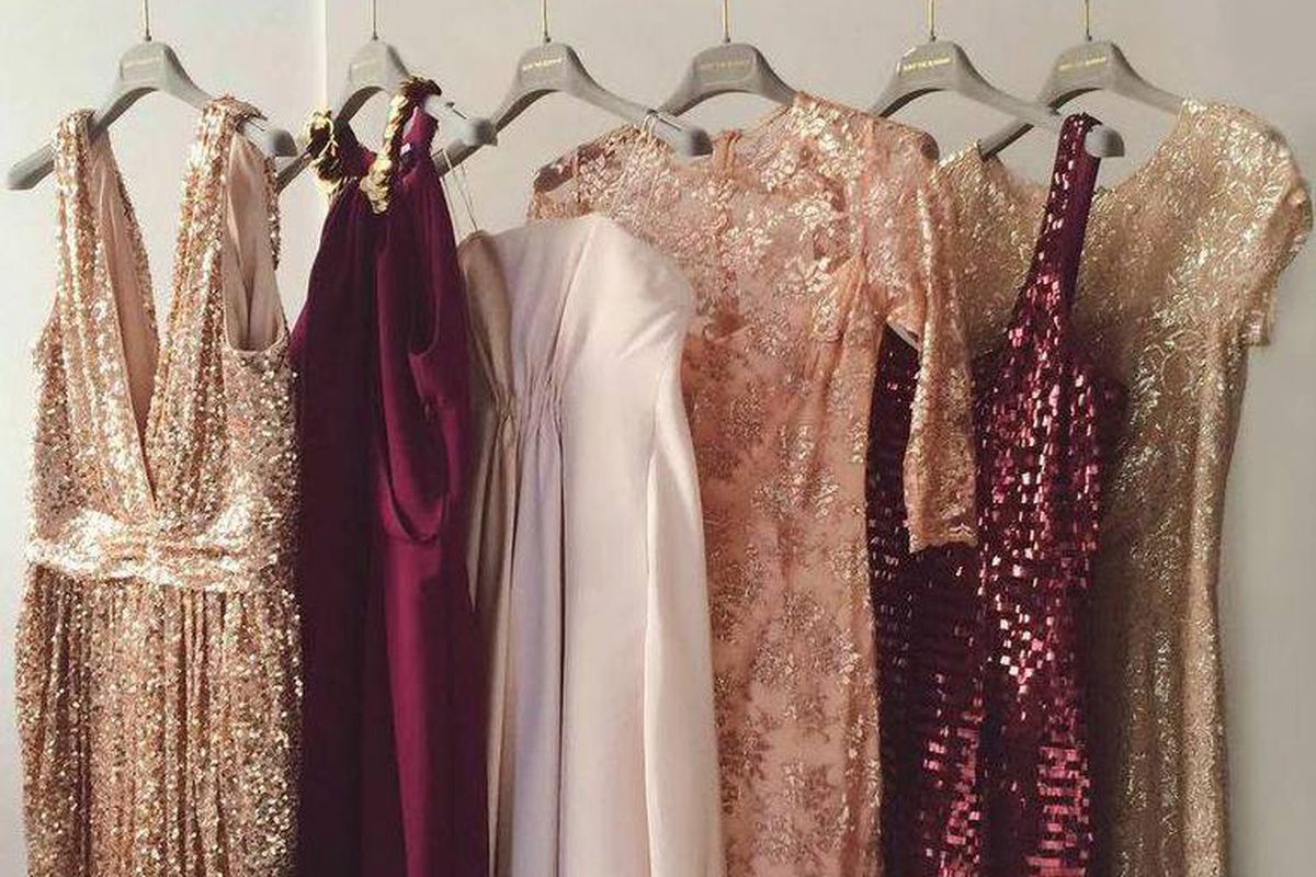 The Rent the Runway Sample Sale Is Back In Time For Spring Wedding ...