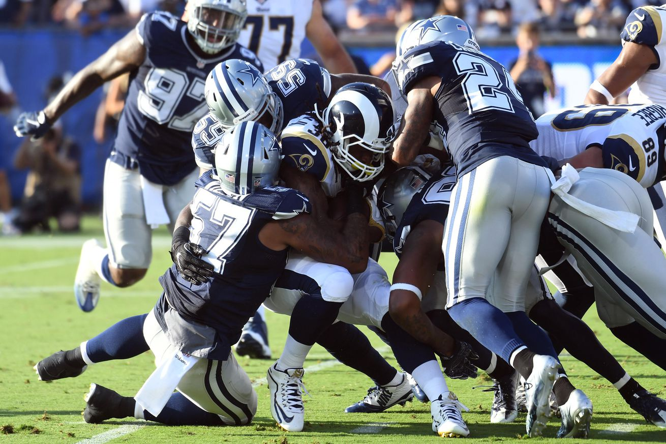 The Same Issues Are Threatening The LA Rams' Offense