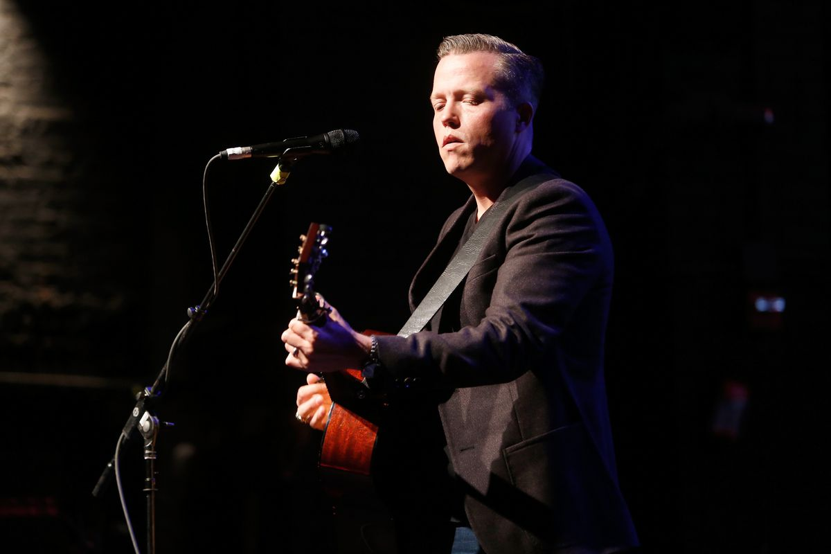 The New Yorker Festival 2016 - Jason Isbell Talks With John Seabrook And Performs Live