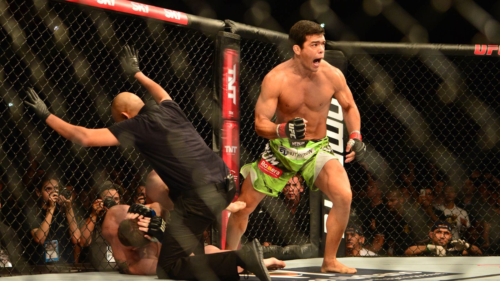 Fortunes Changed for Five at UFC Fight Night 58