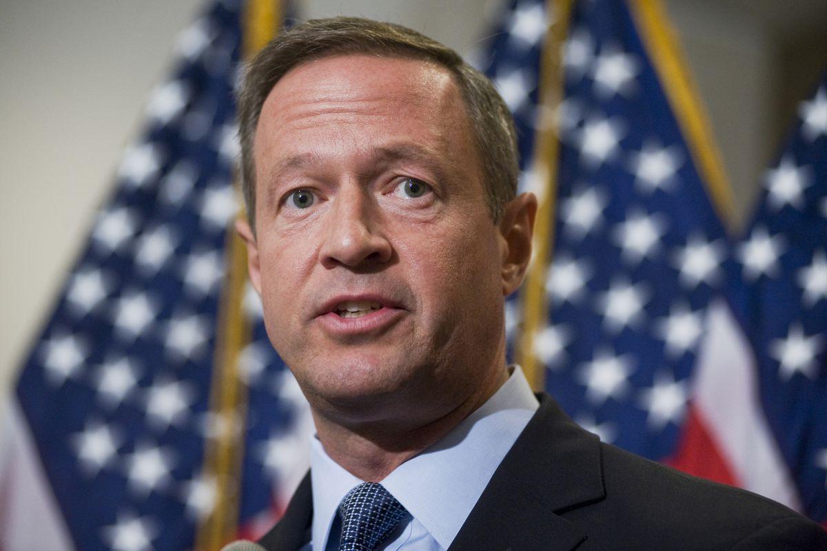 Maryland Gov. Martin O'Malley will sign legislation decriminalizing the drug in his state.