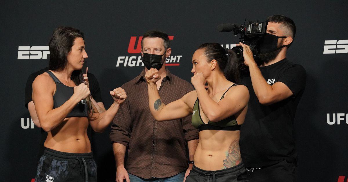 UFC Vegas 26 Results: Rodriguez vs. Waterson