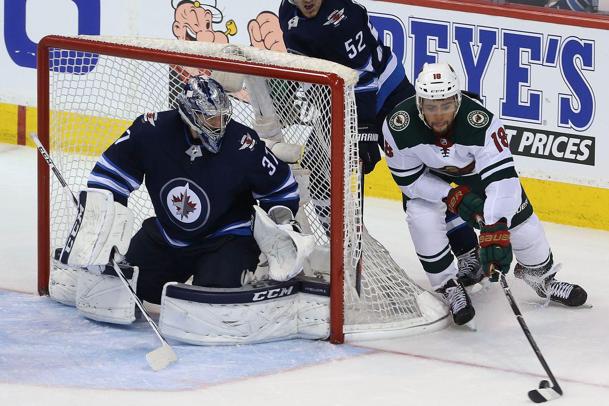 Minnesota Wild v Winnipeg Jets - Game Five