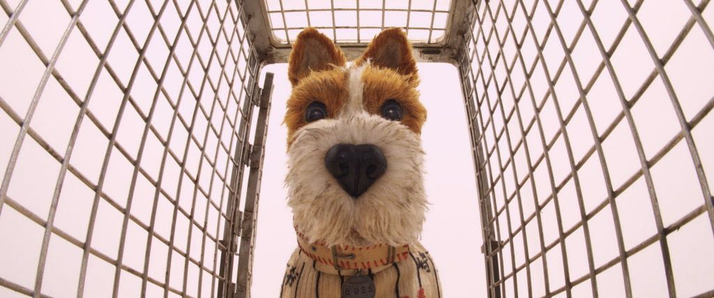 """This image released by Fox Searchlight Pictures shows the character Boss, voiced by Bill Murray, in a scene from """"Isle of Dogs."""" 