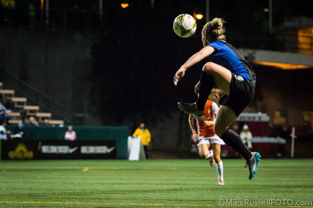 Reign FC vs. Sky Blue FC: Photos