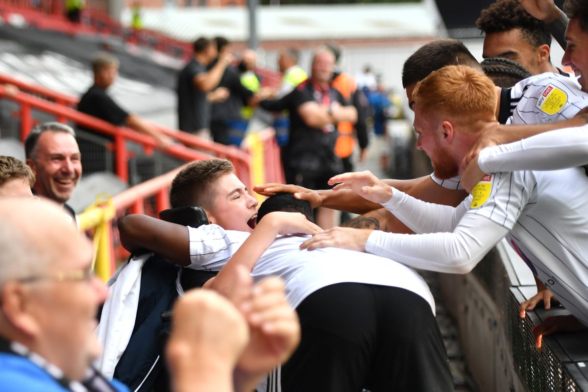 Bristol City v Fulham - Sky Bet Championship - Ashton Gate