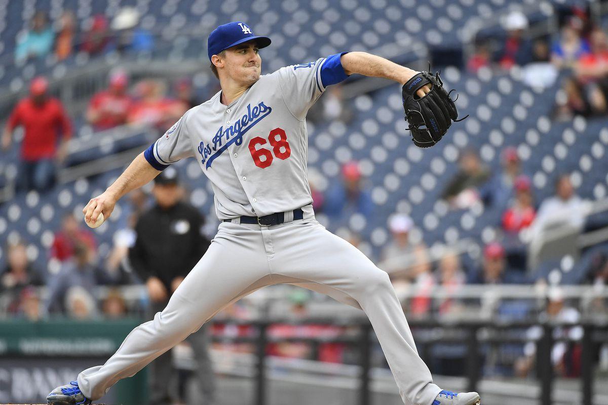 MLB: Game One-Los Angeles Dodgers at Washington Nationals