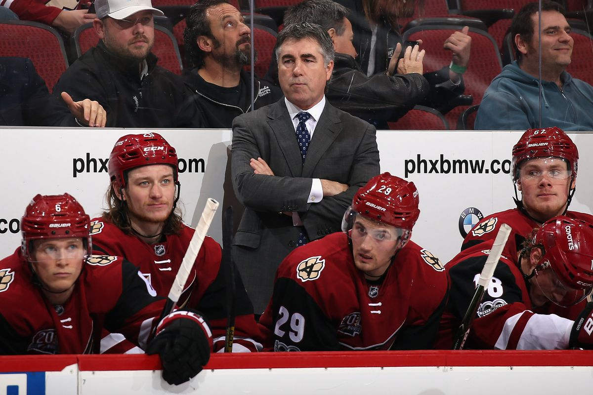 Image result for Dave Tippett
