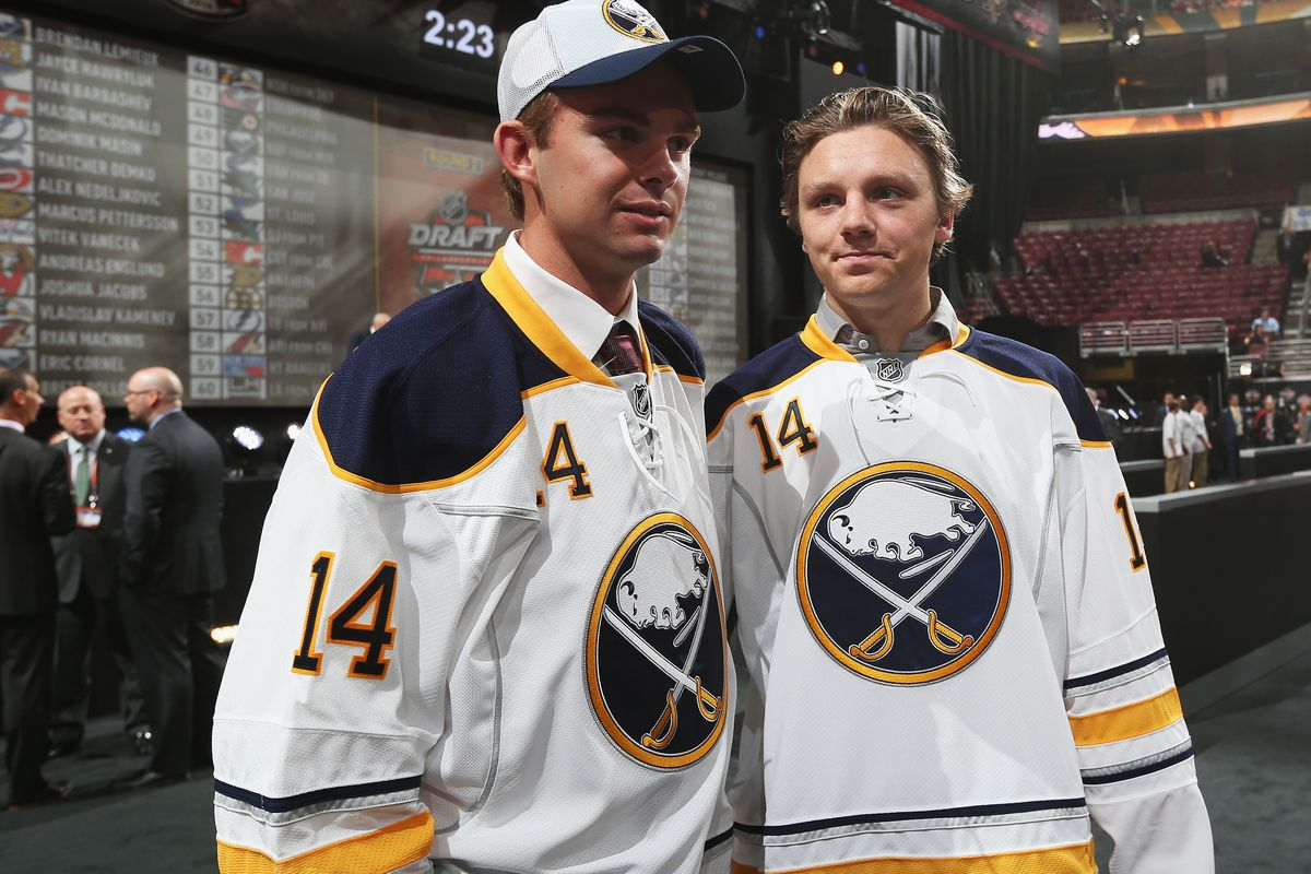 Reinhart and Lemieux will be two of the 24 Sabres prospects playing in Traverse City.