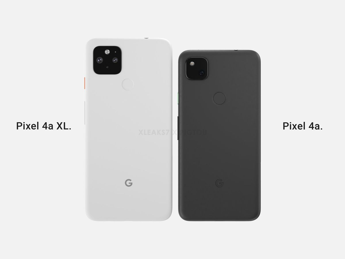 Parece que el Pixel 4A de Google está casi listo, y no tendrá radar 1