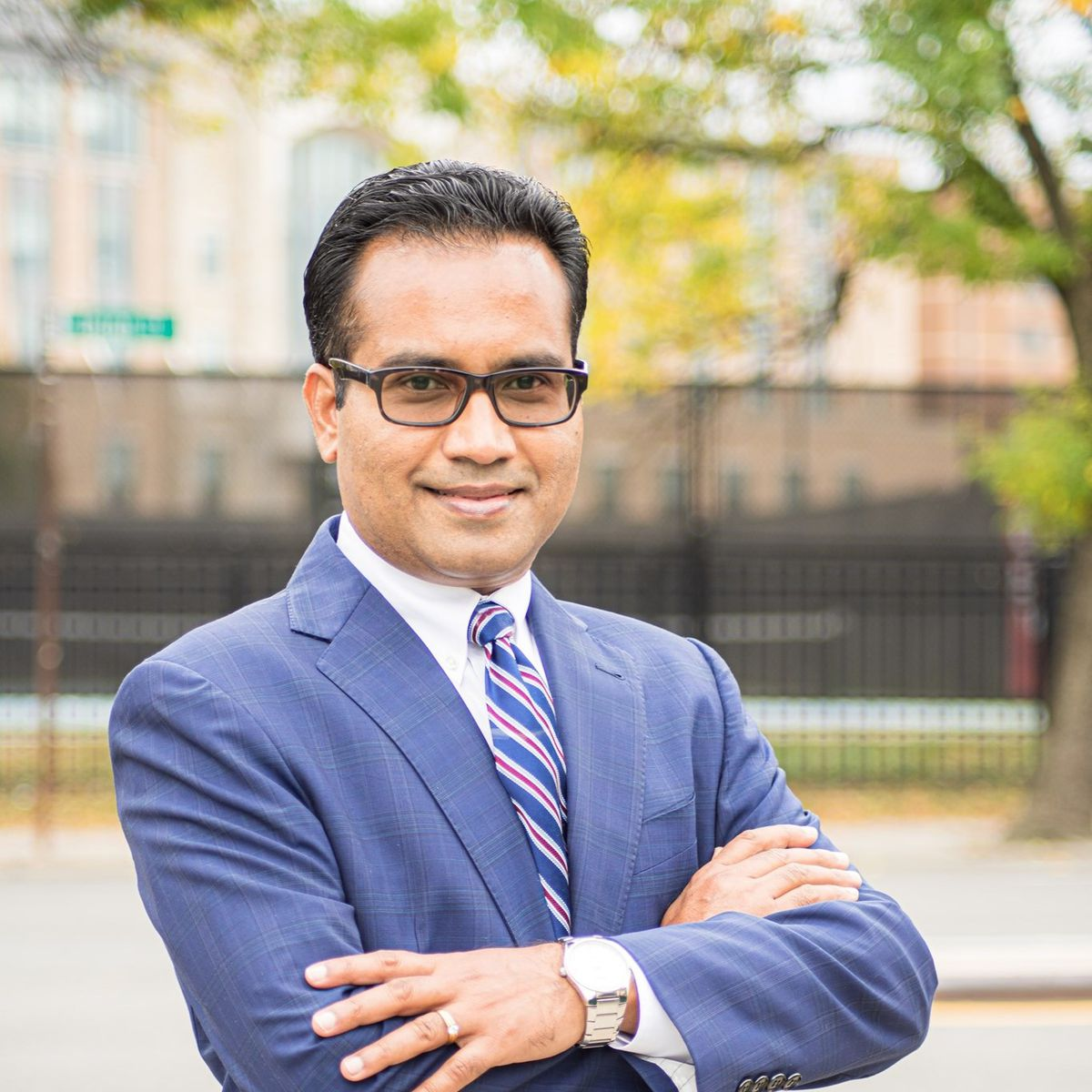 Dilip Nath is running for City Council in the Queens District 24 special election.