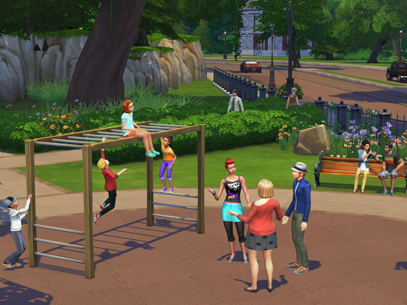 Tragic Sims 4 bug makes child protective services take away your kids -  Polygon