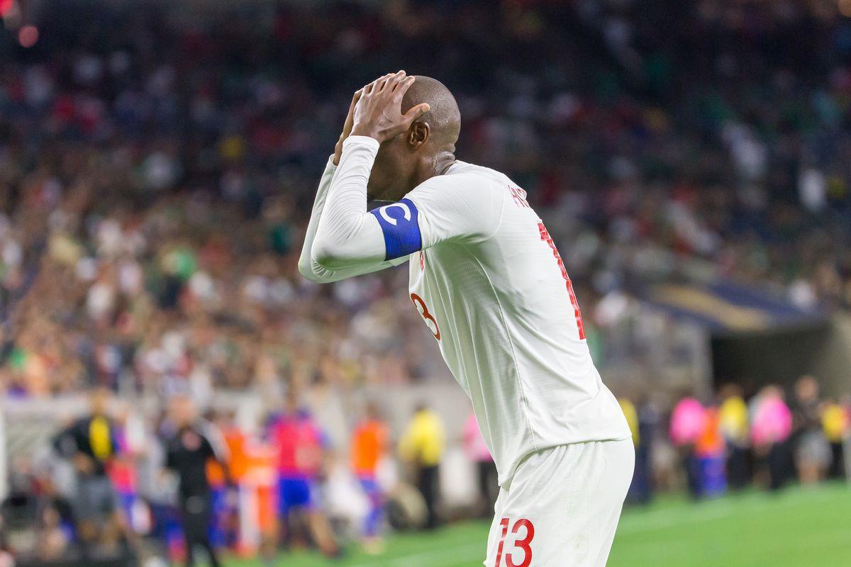 SOCCER: JUN 29 CONCACAF Gold Cup Quarterfinals - Haiti v Canada