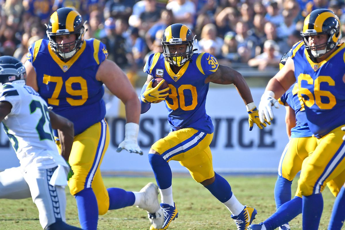 LA Rams vs  KC Chiefs film preview: Gurley could be difference maker