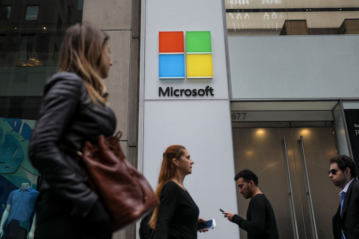 Microsoft workers shared dozens of sexual harassment stories on an internal  email chain - The Verge