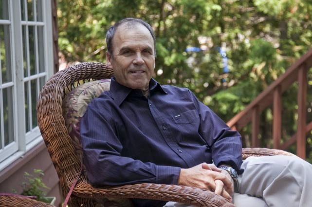 Author and attorney Scott Turow.   Ashlee Rezin / Sun-Times