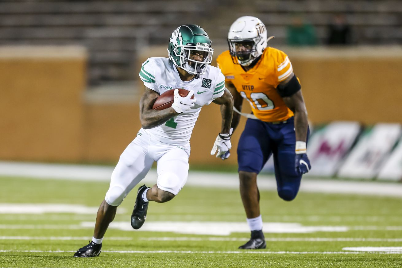 COLLEGE FOOTBALL: DEC 11 UTEP at North Texas