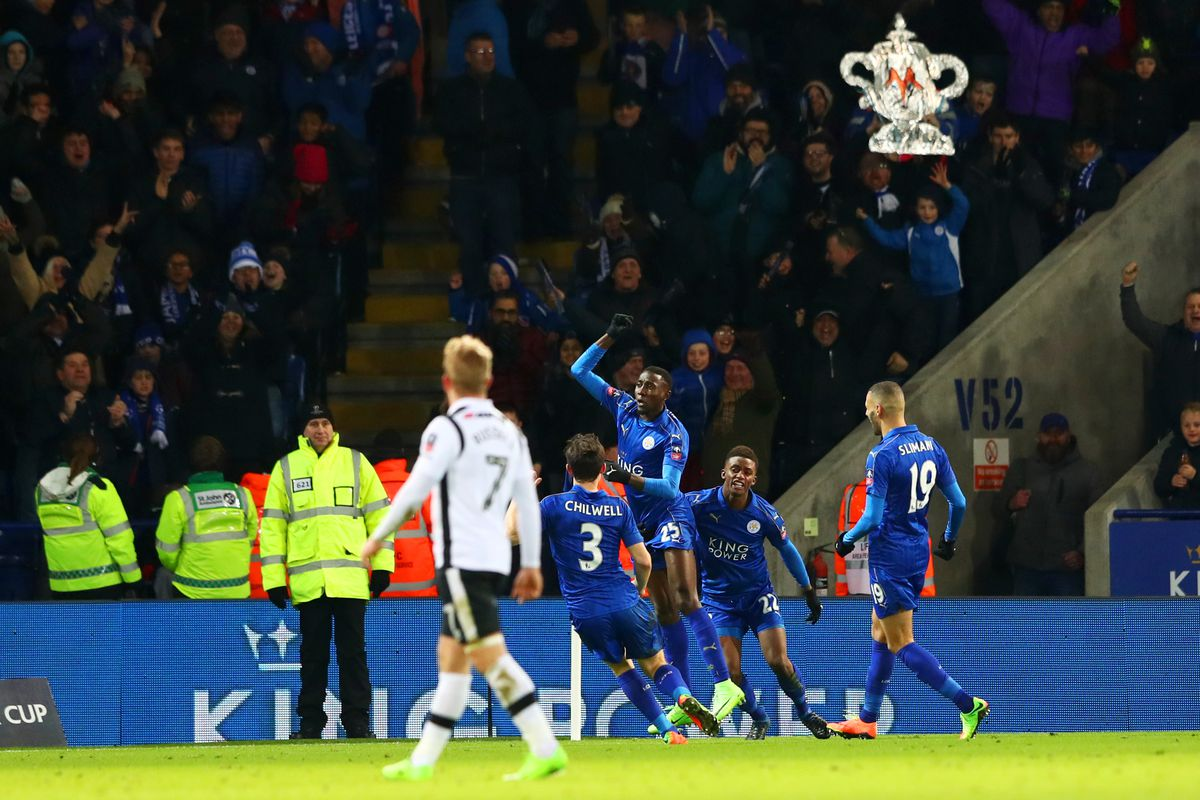 Leicester City v Derby County - The Emirates FA Cup Fourth Round Replay